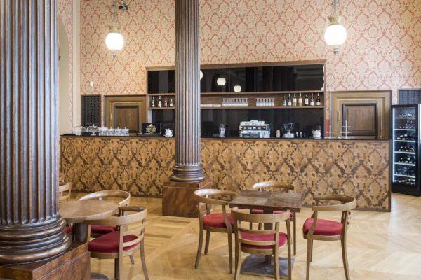 01_Cafe Rudolfinum