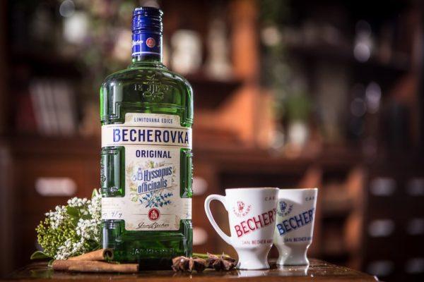 Becherovka_uvod